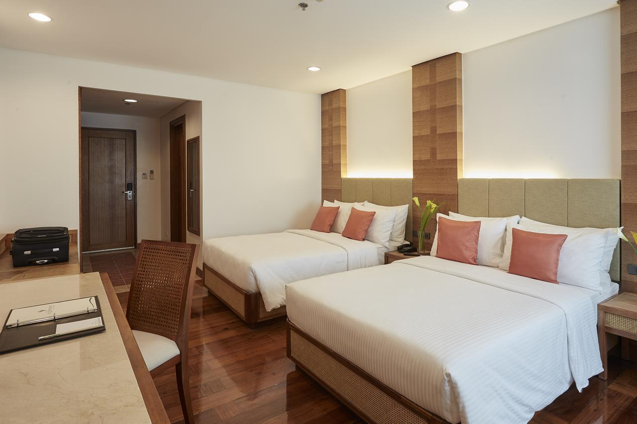 HOTEL THE LEGEND PALAWAN, PUERTO PRINCESA ***